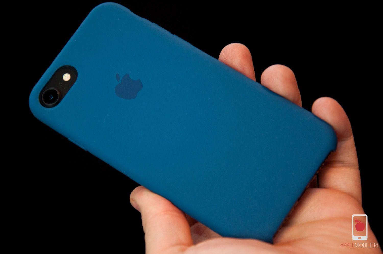 Recenzja Apple Silicone Case dla iPhone