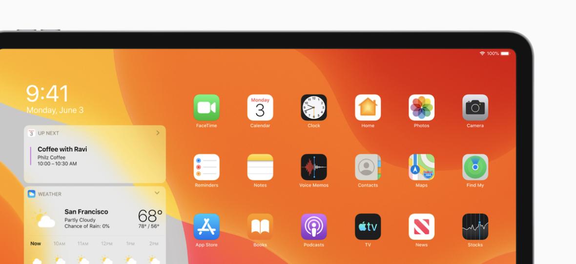 Zaawansowana obsługa myszy odkryta w iOS 14