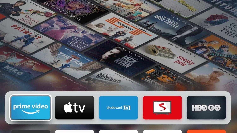 Jak korzystać z Amazon Prime Video na Apple TV