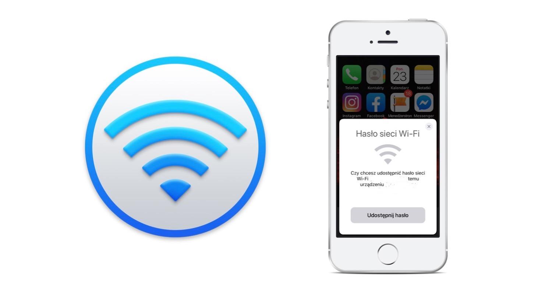 Jak podejrzeć hasło Wi-Fi zapisane w iPhonie