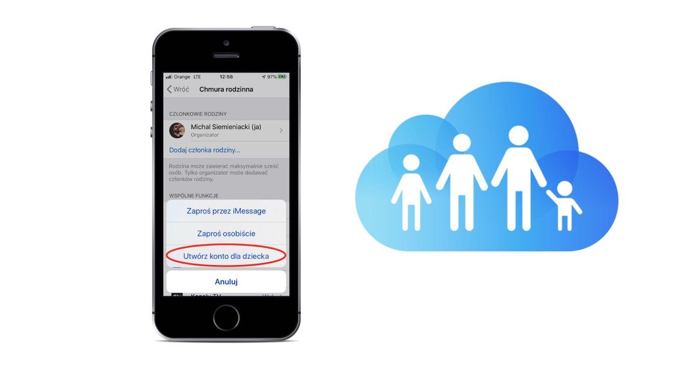 Jak założyć bezpieczny identyfikator Apple ID dla dziecka