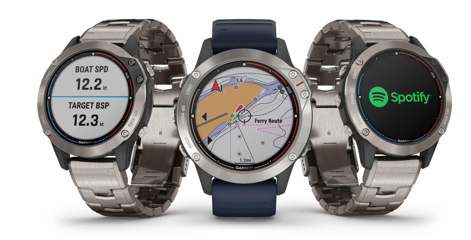 Garmin prezentuje nowe zegarki z serii Quantix 6