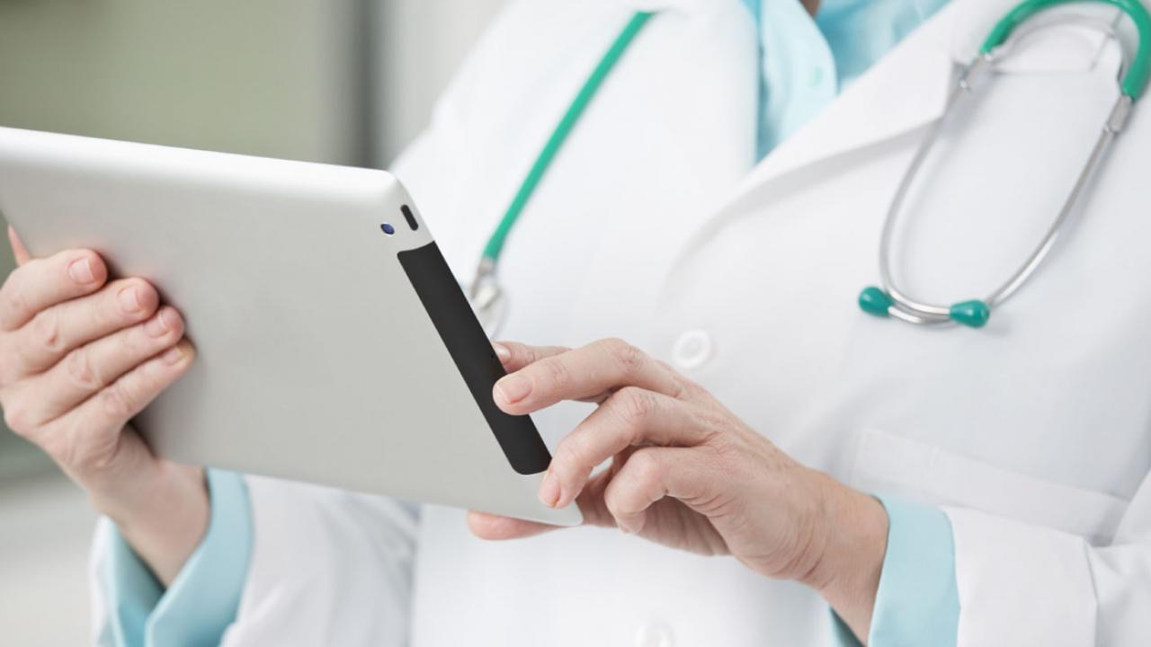 iPady sąkluczowym narzędziem opieki zdrowotnej w walce z Covid-19