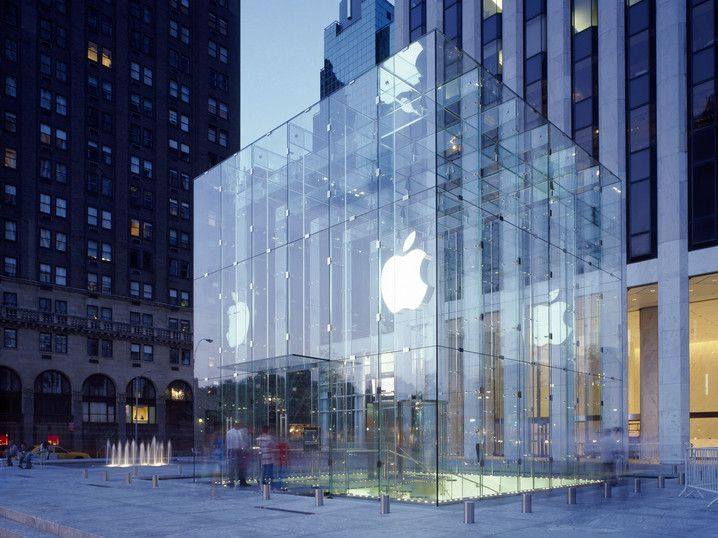 Apple informuje, że amerykańskie sklepy zostanązamknięte do początku maja