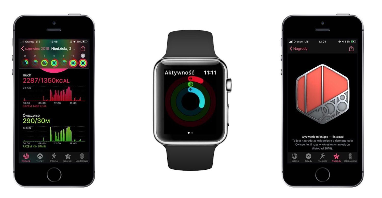 Jak śledzić własną aktywność przy pomocy Apple Watch