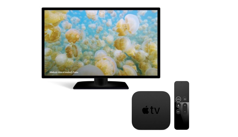 Jak włączyć i skonfigurować wygaszacz ekranu na Apple TV