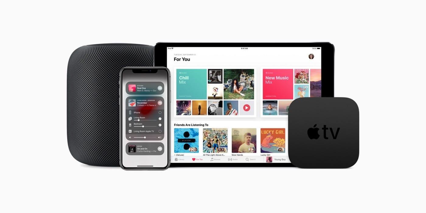 Usługi Apple sąteraz dostępne w większej liczbie krajów na całym świecie