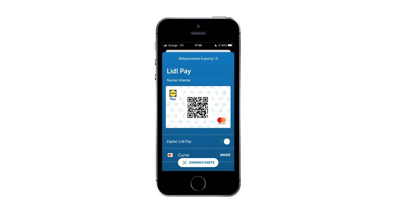Jak płacić Lidl Pay przy użyciu iPhone'a?