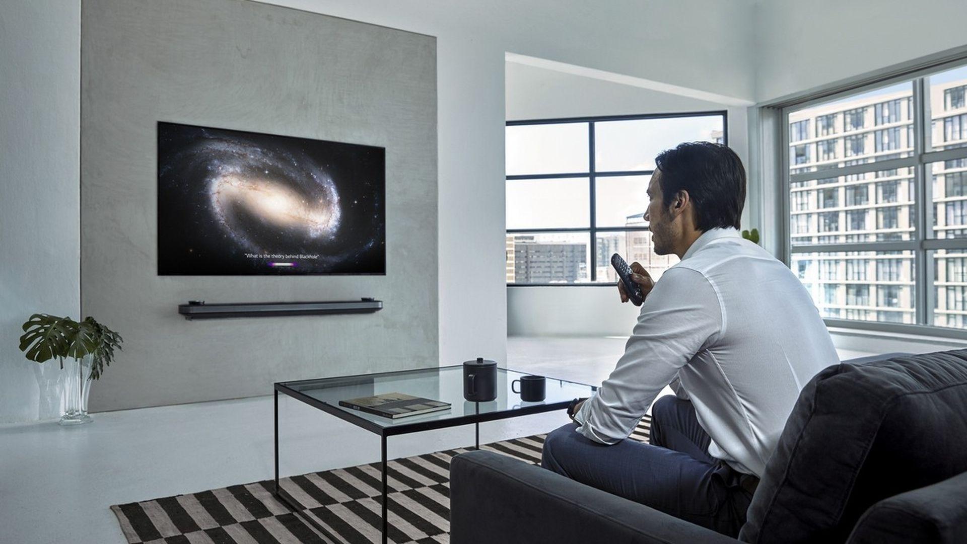 Następne telewizory LG z 2018 roku ze wsparciem dla HomeKit i AirPlay 2