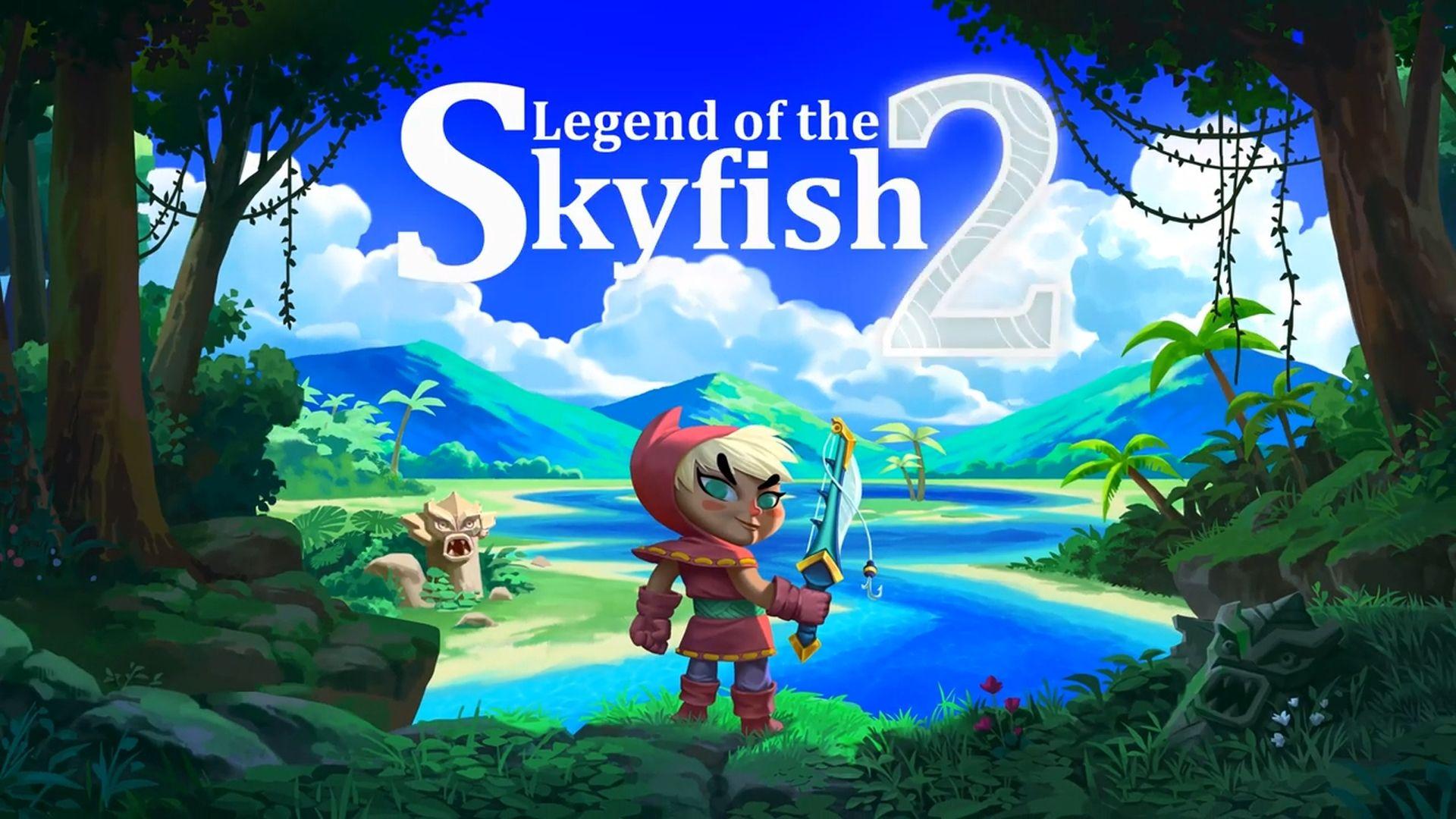 """Nowa gra """"Legend of The Skyfish 2"""" dostępna w usłudze Apple Arcade"""