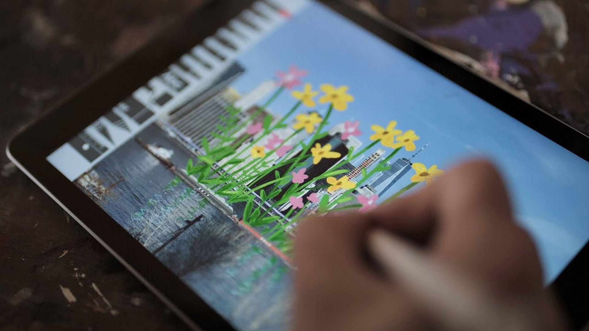 Nowa reklama iPada z okazji Dnia Ziemi w serwisie YouTube