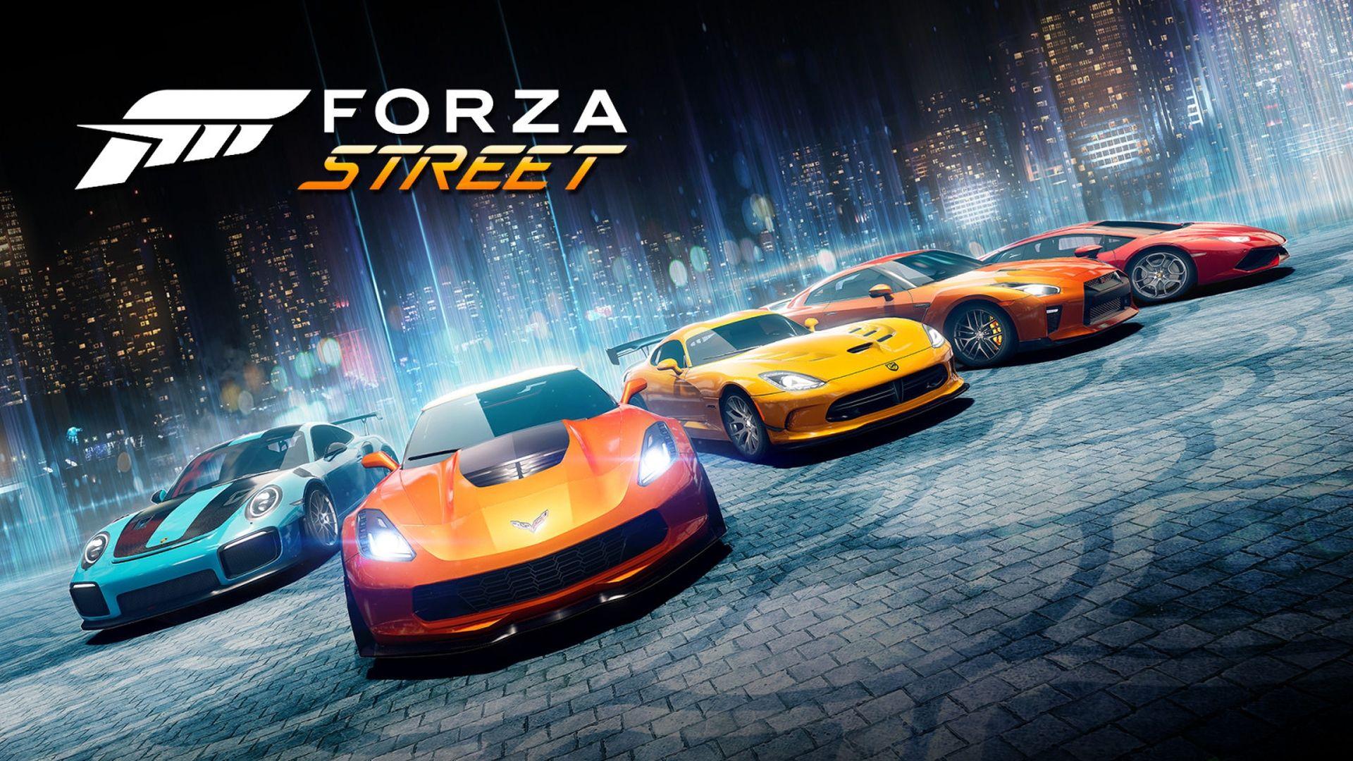 """Od 5 maja gra wyścigowa """"Forza Street"""" na systemie iOS"""