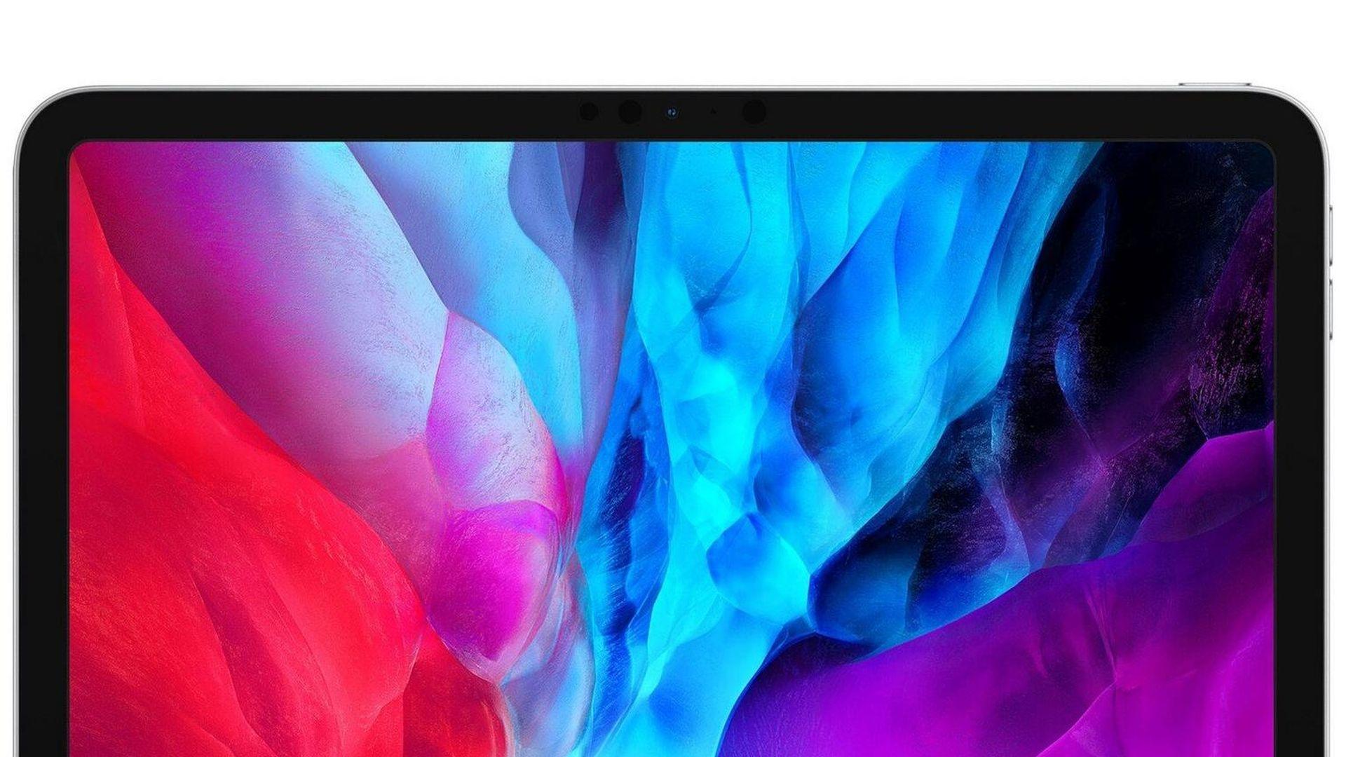 Opóźnienie premiery 12,9 calowego iPada Pro z ekranem mini-LED