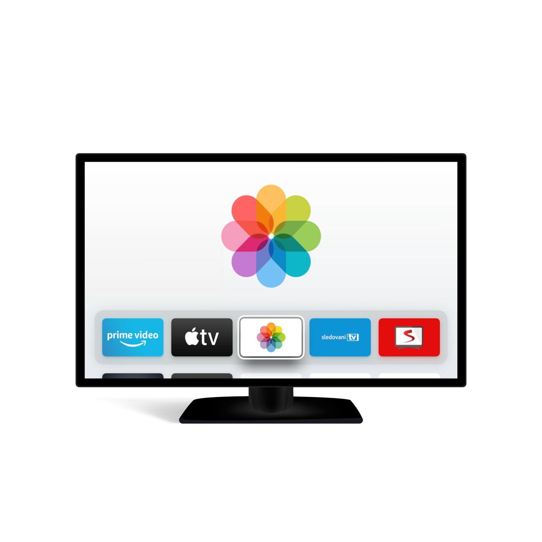 Jak przeglądać zdjęcia z iCloud przy pomocy Apple TV