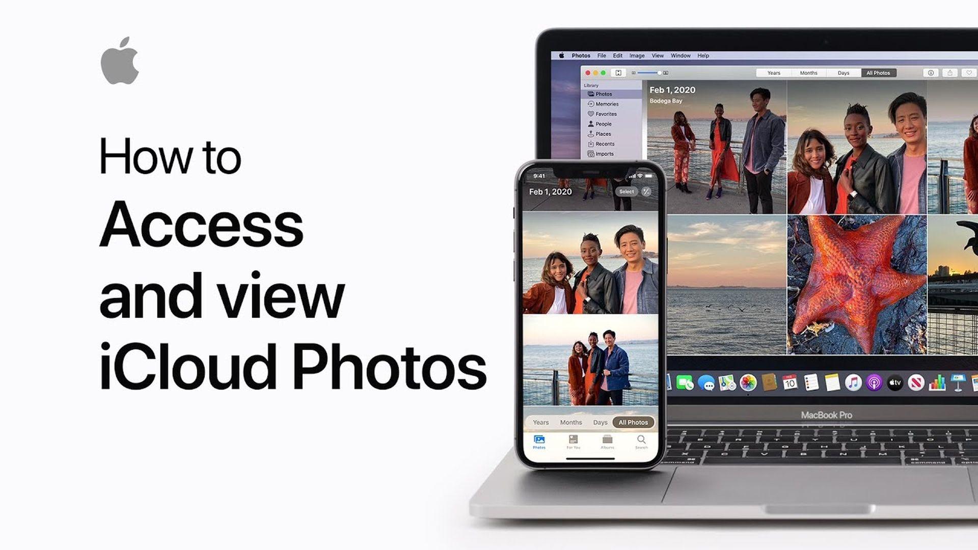 Poradnik Apple: W jaki sposób przeglądać zdjęcia w iCloud