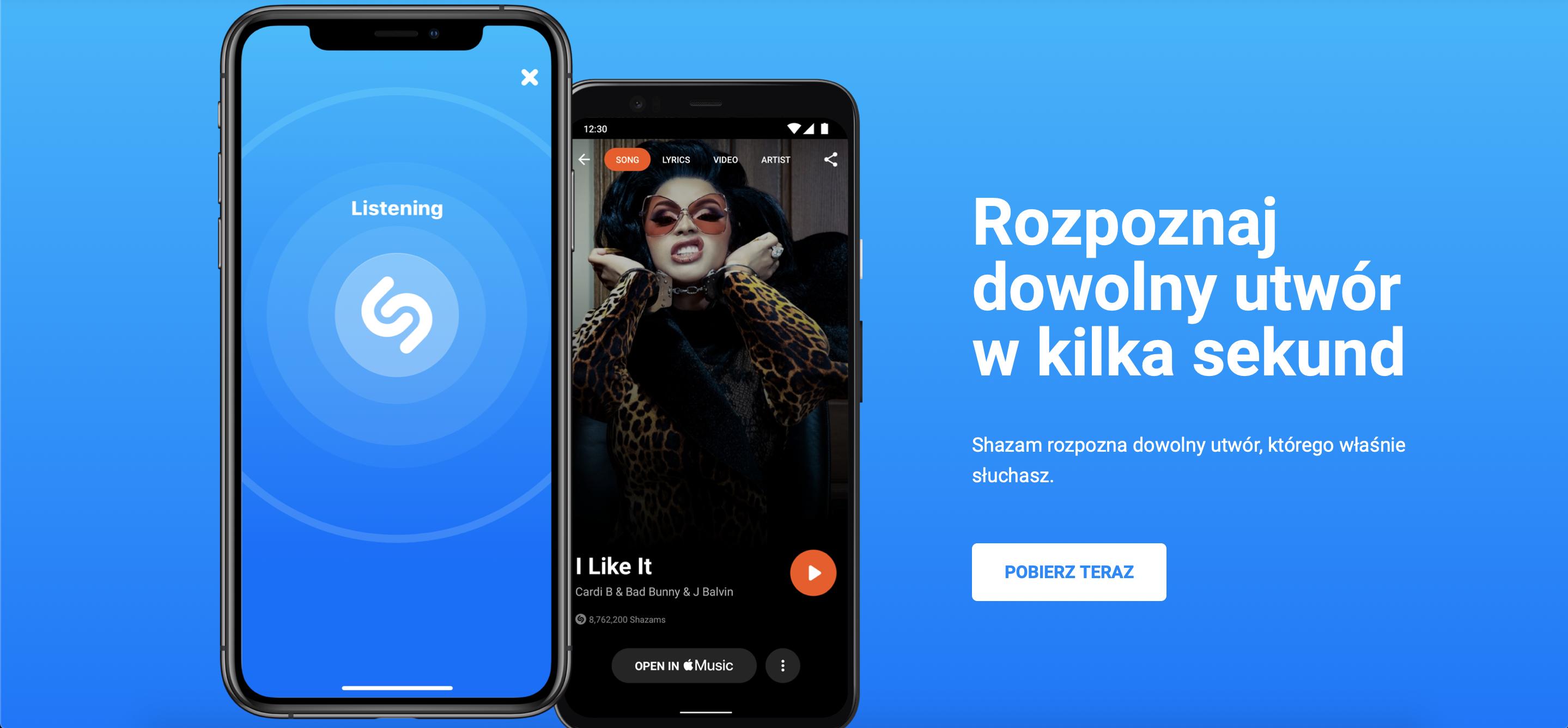 Shazam dla macOS – poznaj tytuł każdej piosenki!
