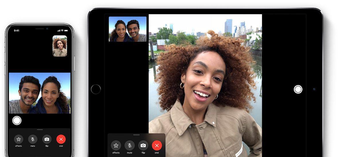 iOS 13.4 i macOS 10.15.4 nie pozwalają na połączenia FaceTime ze starszymi iPhone'ami i iPadami