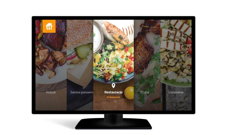 Jak zamówić jedzenie przy pomocy Apple TV? Aplikacja Pyszne.pl