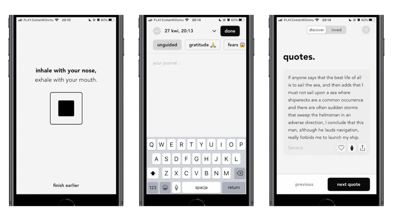 Ulga dla zdrowia psychicznego ze Stoic, czyli darmową aplikacją na iUrządzenia z App Store!