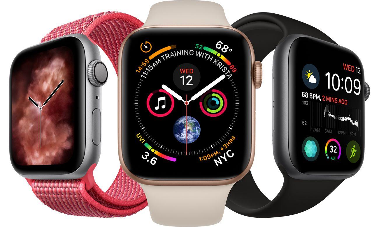 Słabnąca pozycja zegarka Apple Watch na rynku smartwatchy