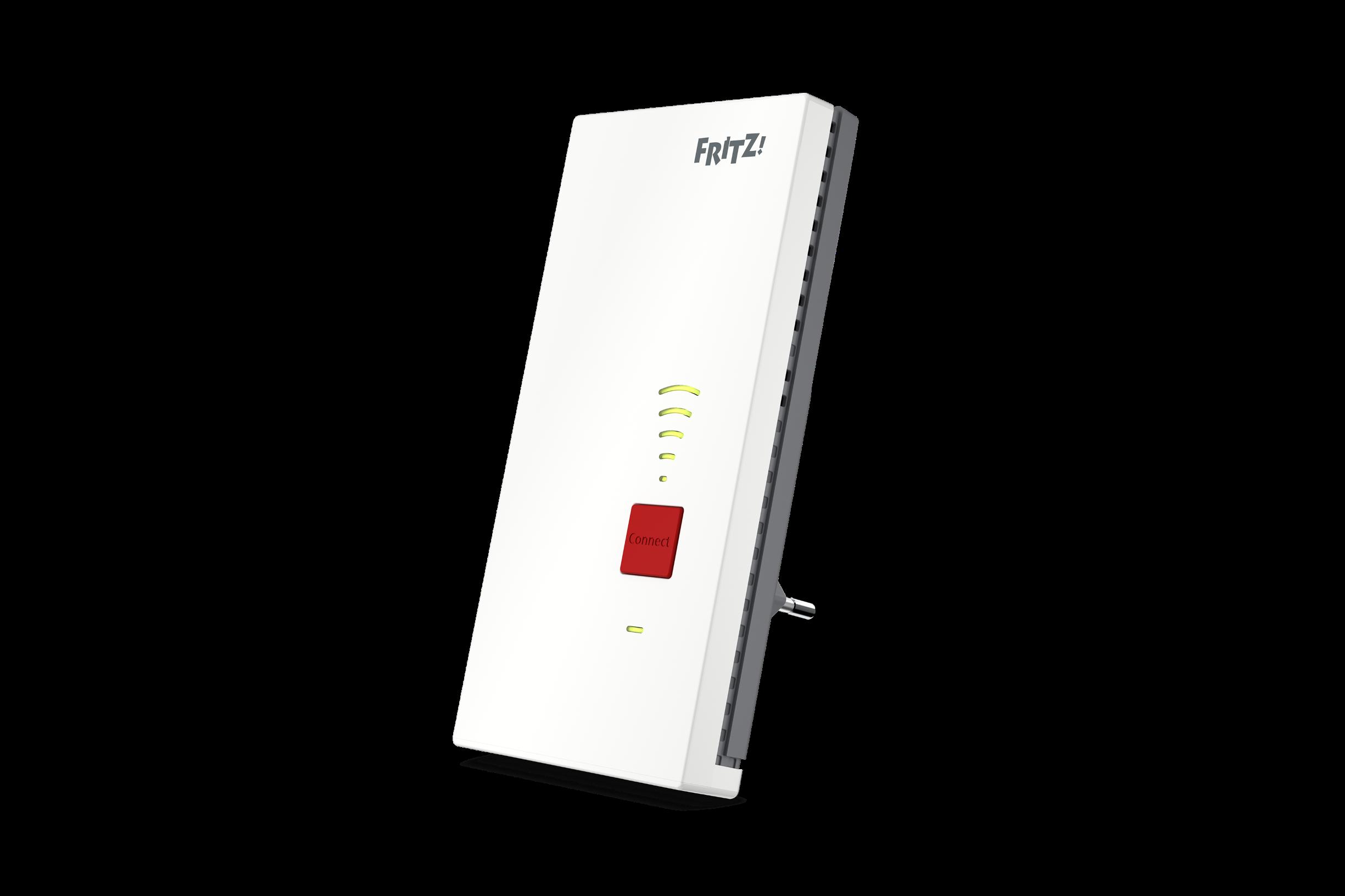 FRITZ! prezentuje nowy repeater obsługujący zarówno 5 GHz i 2,4 GHz