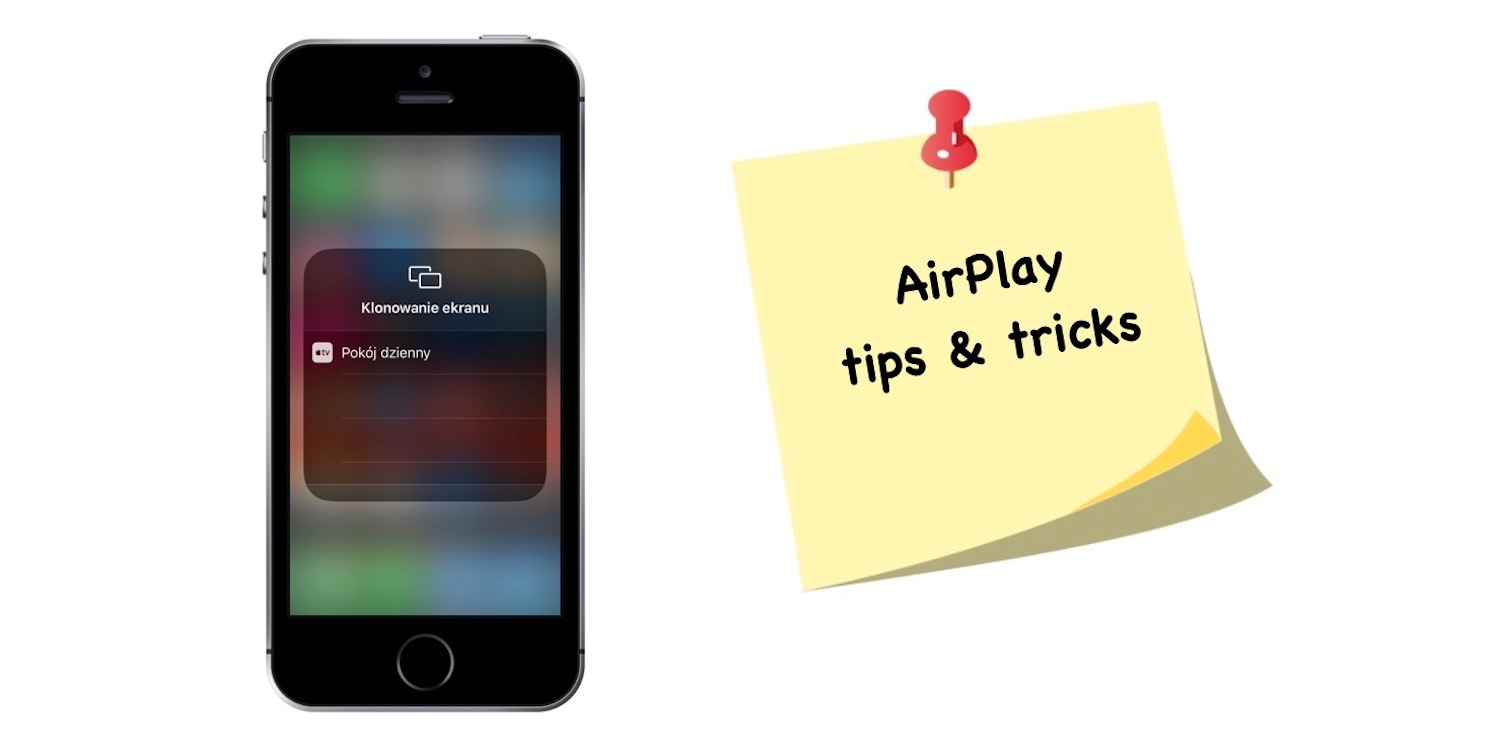 AirPlay i AirPlay Mirroring od podstaw