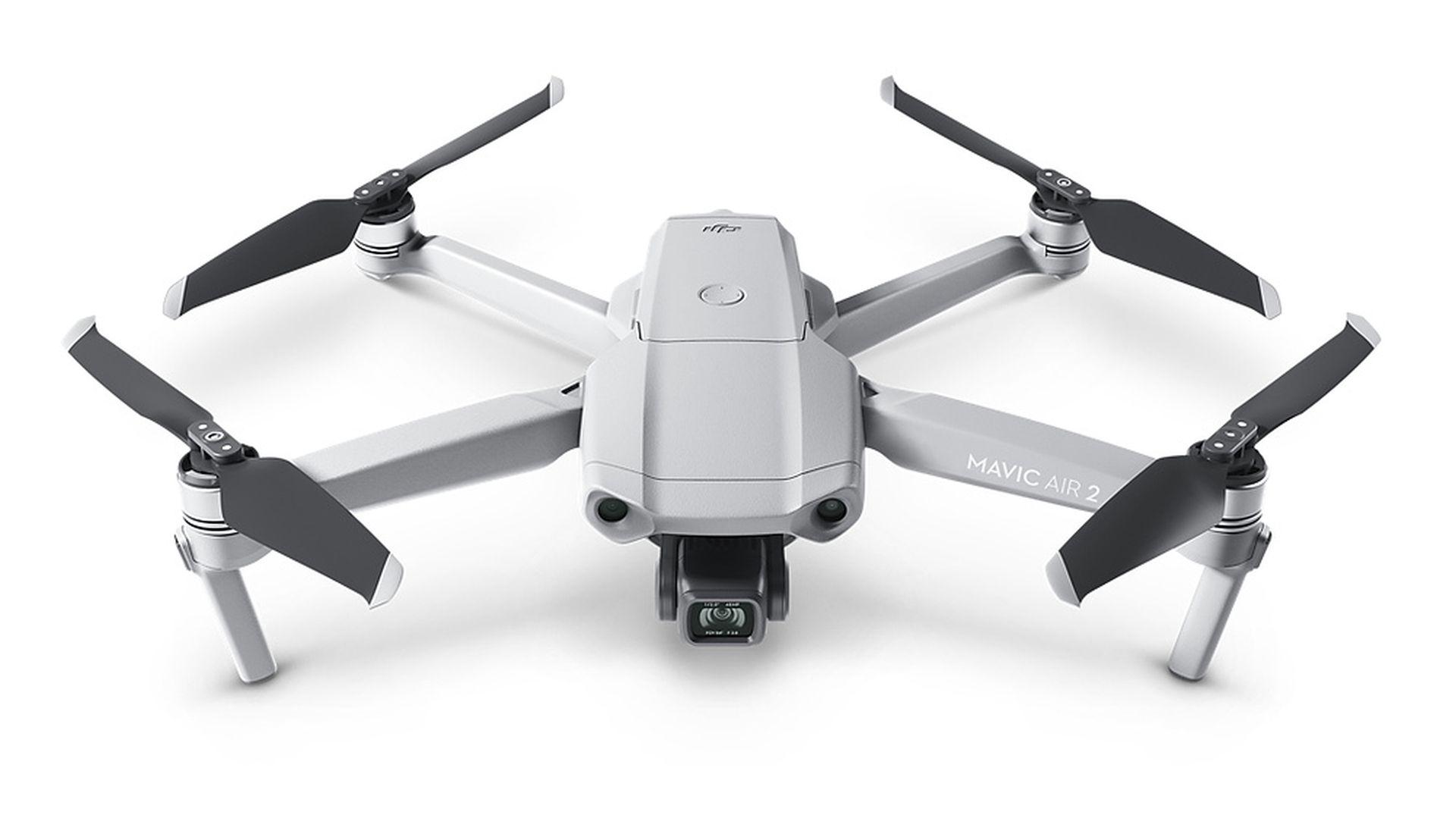Dron DJI Mavic Air 2 do kupienia w internetowym sklepie Apple