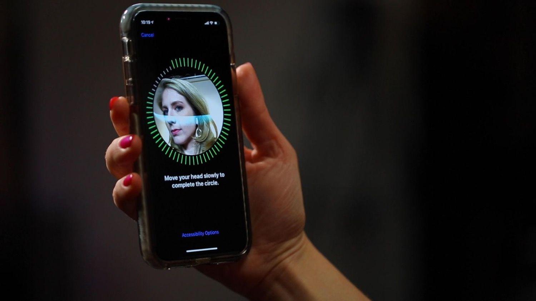 wymiana face id w iPhone 11