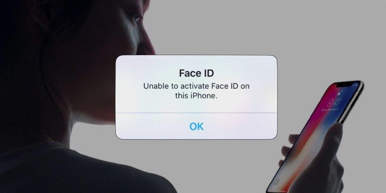 Naprawa uszkodzonego Face ID w iPhone X XS XS Max 11 11 Pro 11 Pro Max