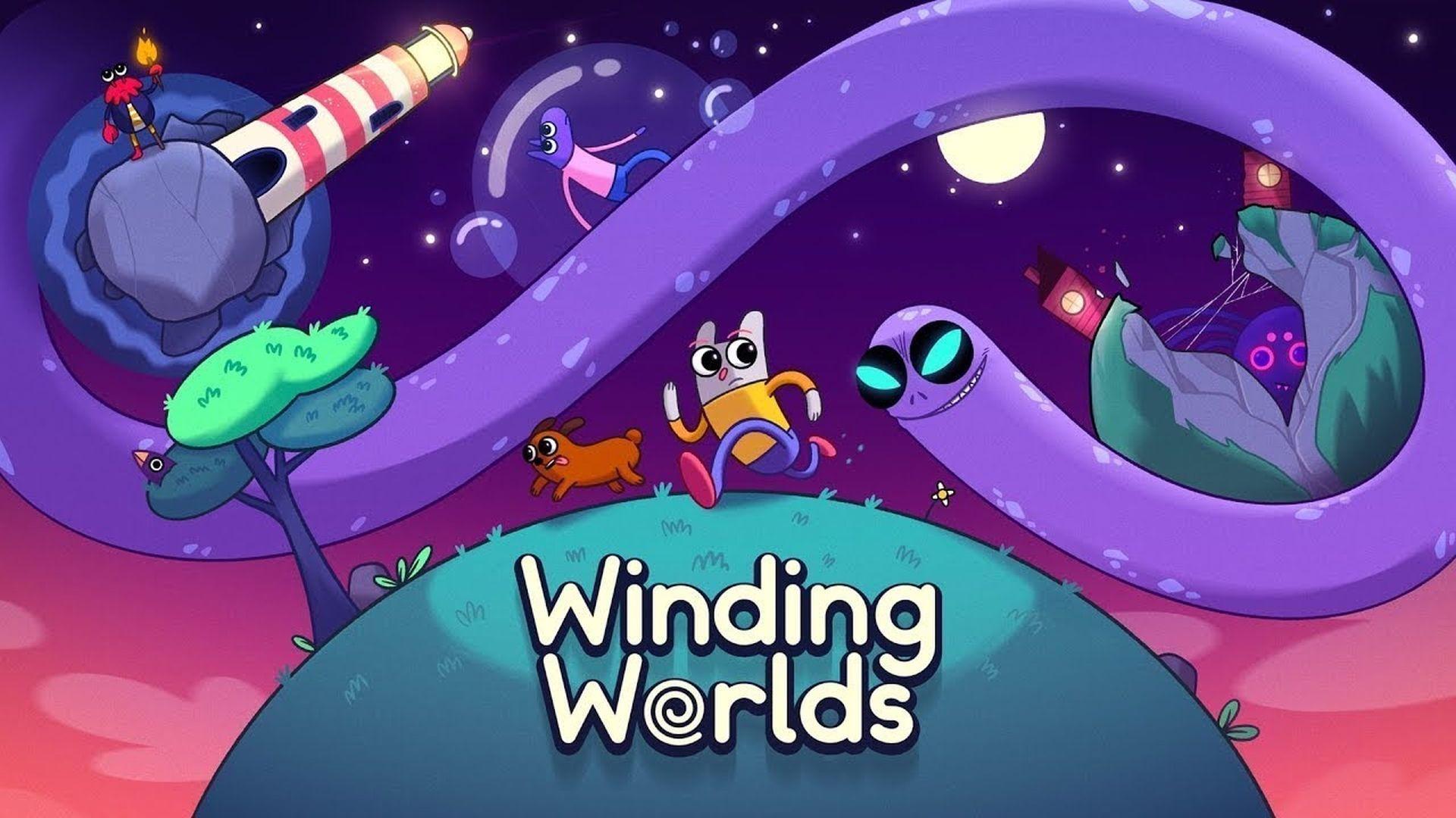 """Nowa gra """"Winding Worlds"""" dostępna w usłudze Apple Arcade"""