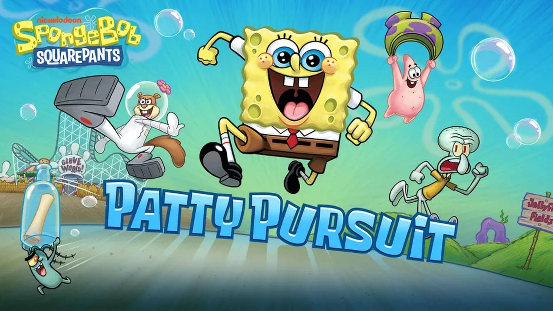 """Nowa gra """"SpongeBob: Patty Pursuit"""" dostępna w usłudze Apple Arcade"""