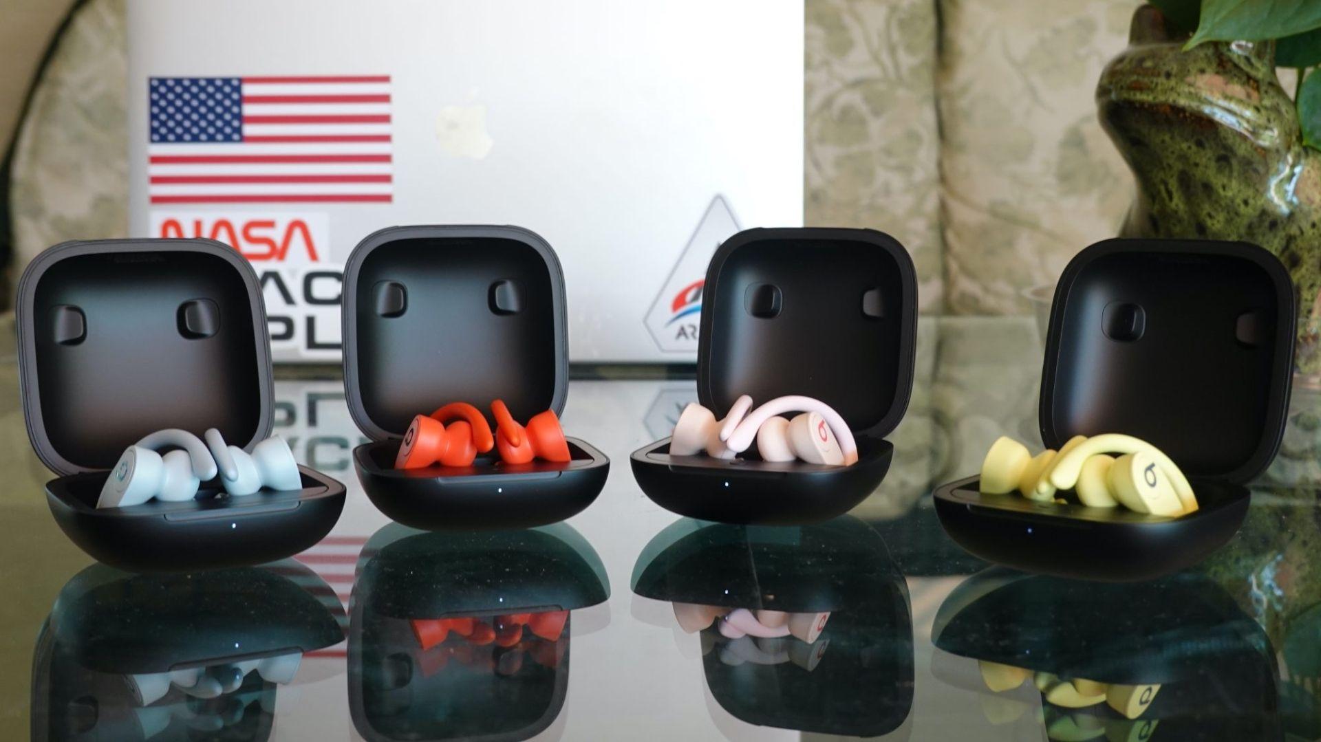 Nowe kolory słuchawek Powerbeats Pro dostępne od 9 czerwca