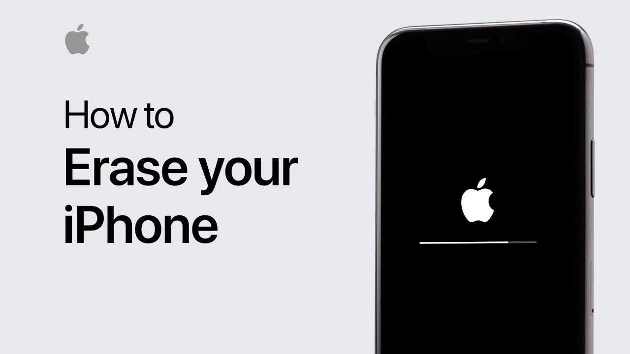 Poradnik Apple: Jak wymazać dane z iPhone'a i Apple Watcha