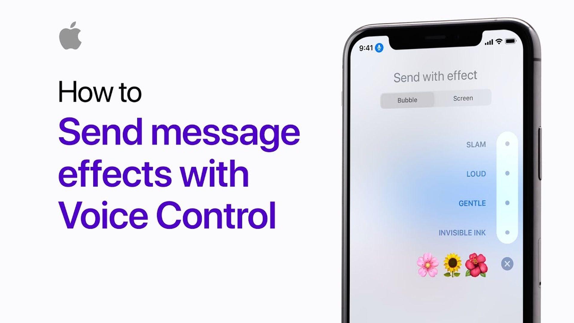 Poradnik Apple: Poradnik dotyczący wysyłania wiadomości w iMessage