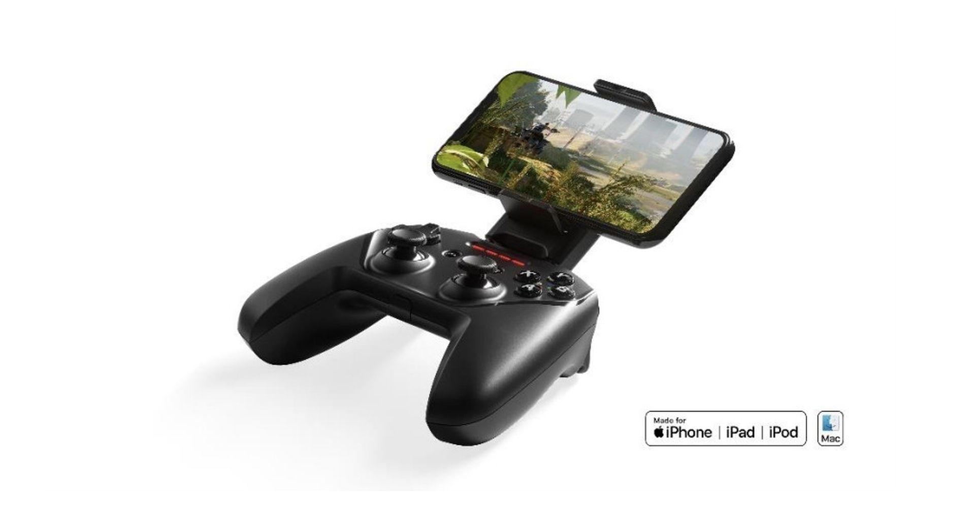 Premiera nowego kontrolera od SteelSeries dla urządzeń z iOS
