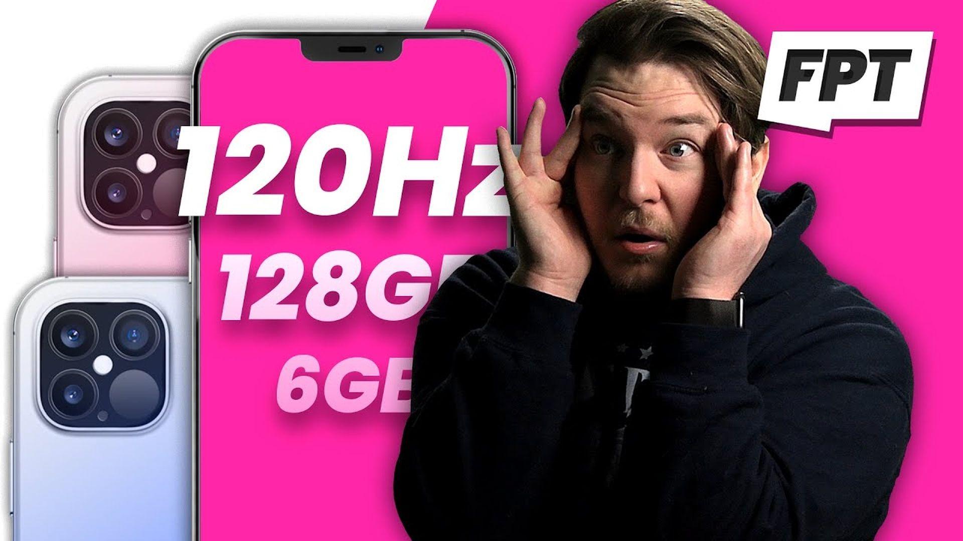 Specyfikacje techniczne tegorocznych iPhone'ów 12 i 12 Pro