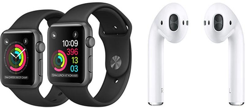 """Apple utrzymuje dominujący poziom na rynku """"urządzeńdo noszenia"""""""