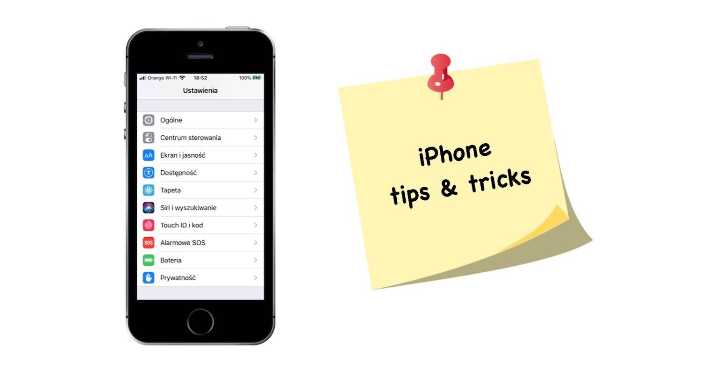 5 użytecznych funkcji iOS o których mało kto pamięta