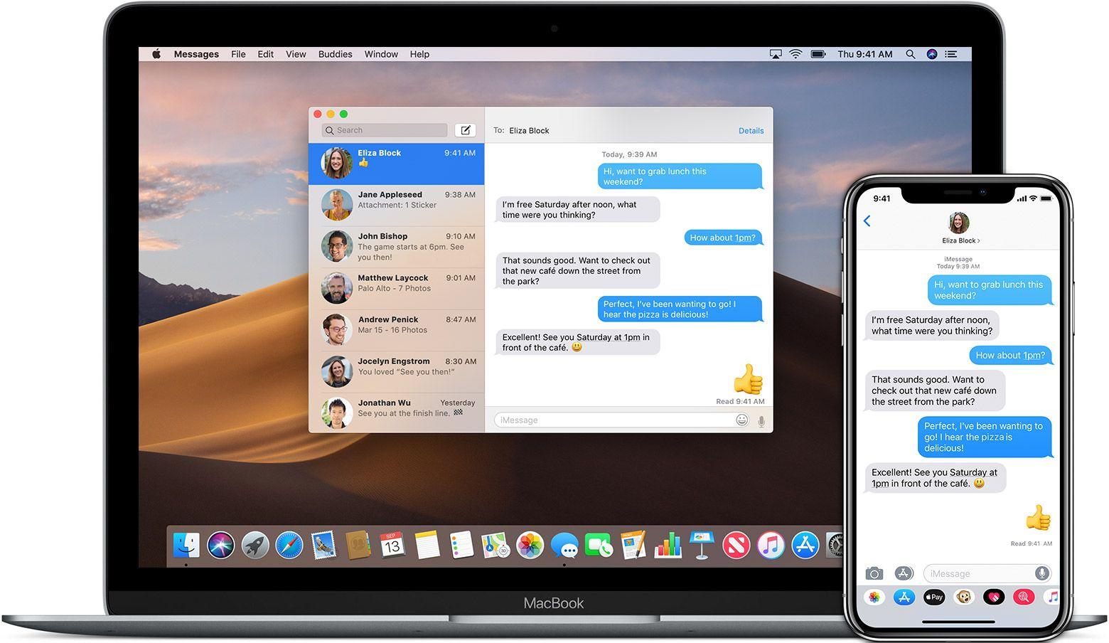 Apple pracuje nad zastąpieniem aplikacji Messeges na macOS – wiadomości z iOS i iPada niedługo trafią na Maca!