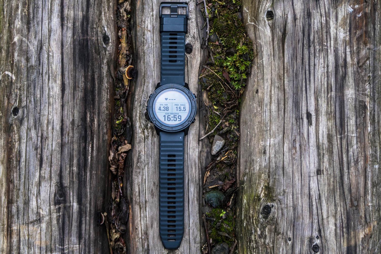 Recenzja zegarka Garmin Tactix Delta Sapphire Edition