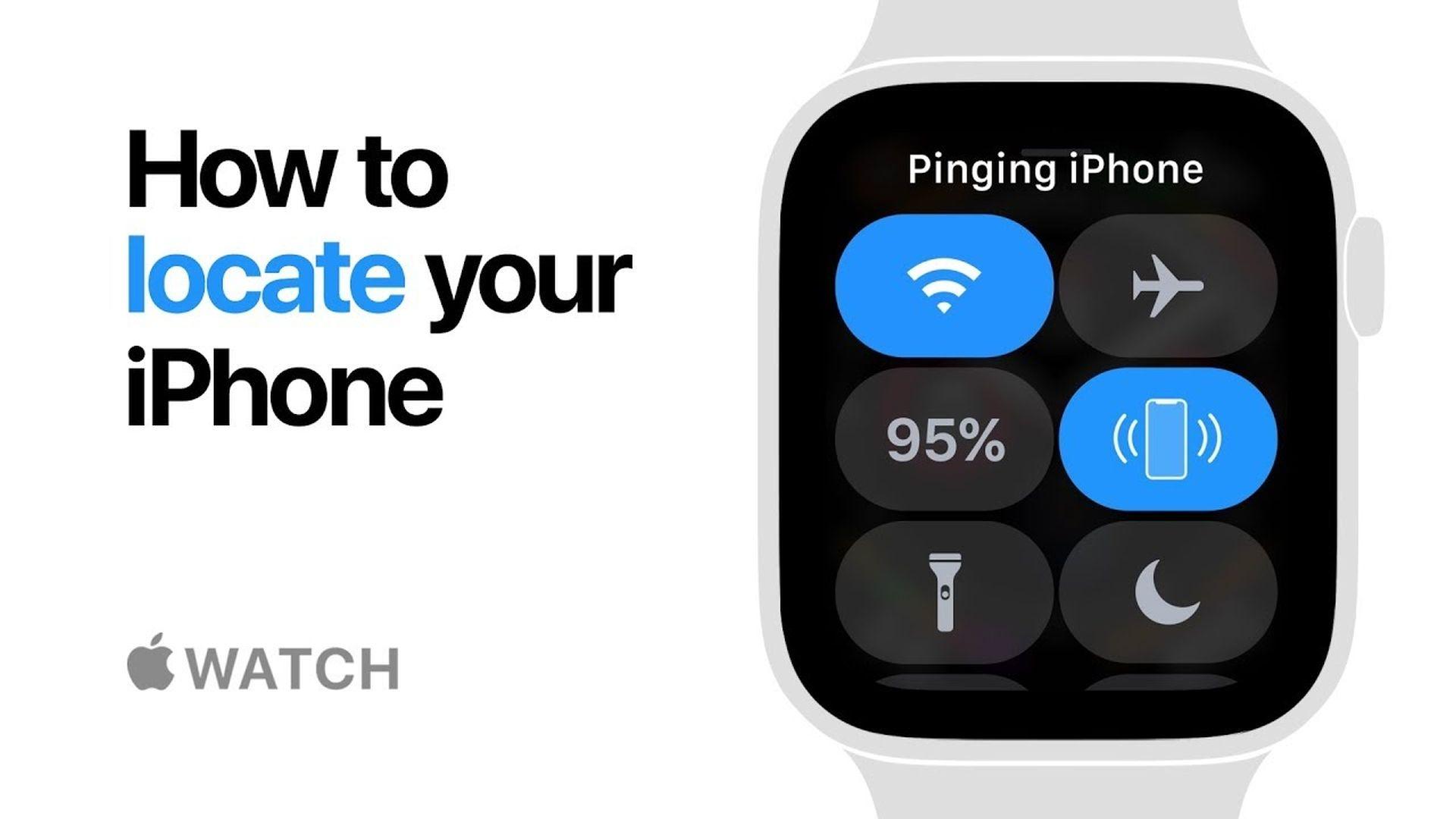 Poradnik Apple: Apple Watch Series 4 – Jak zlokalizować iPhone'a