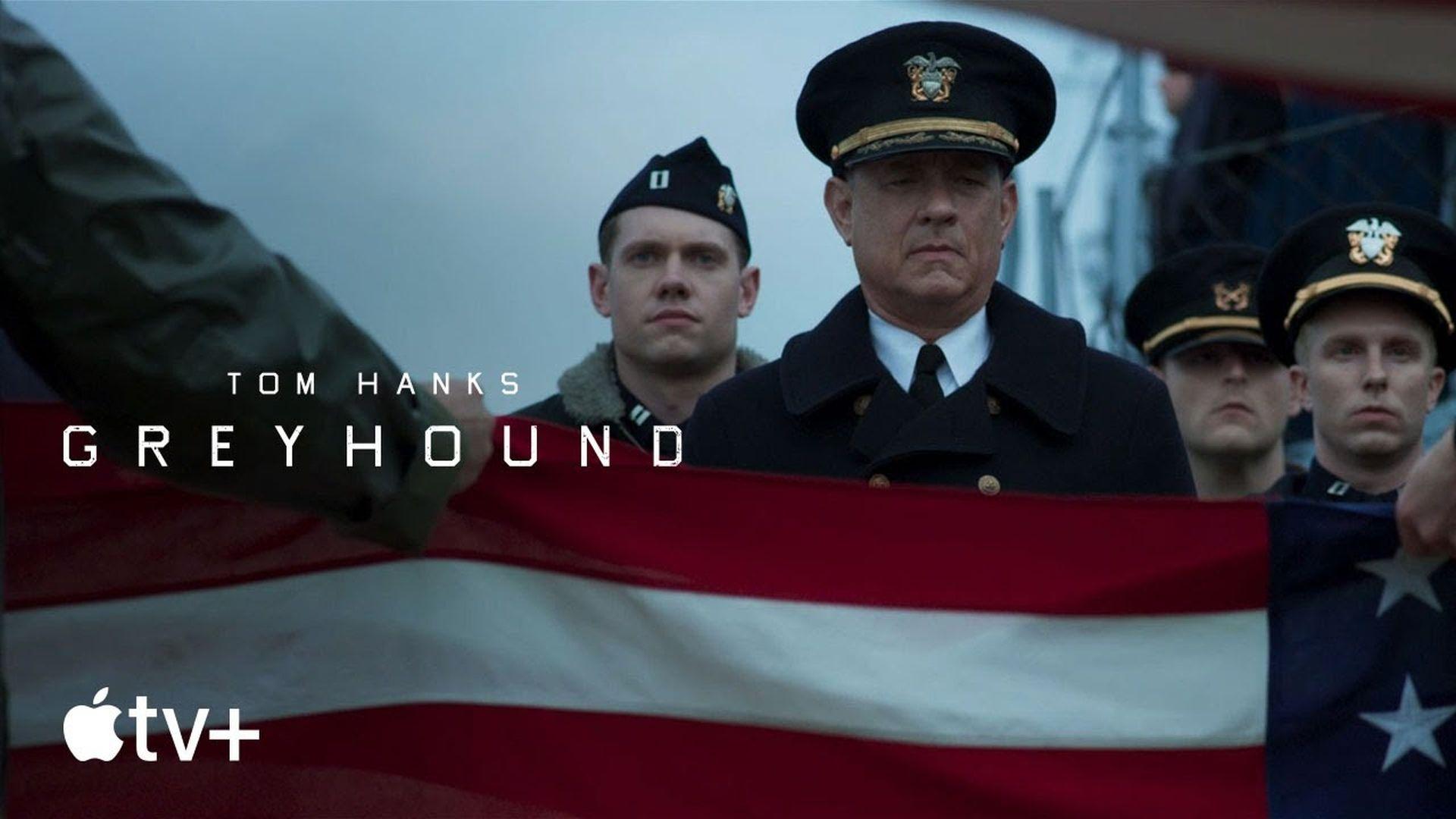 """Premiera filmu """"Greyhound"""" już wkrótce w usłudze Apple TV+"""