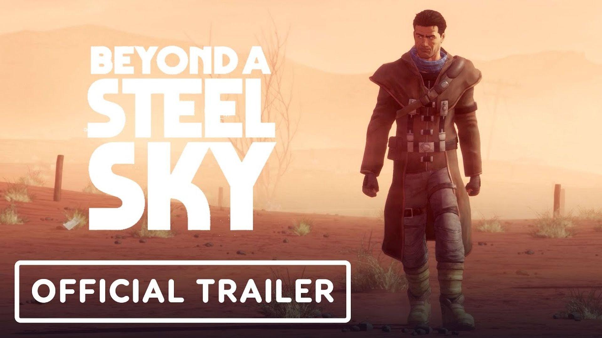 """Zwiastun gry """"Beyond a Steel Sky"""" niedługo dostępnej w Apple Arcade"""