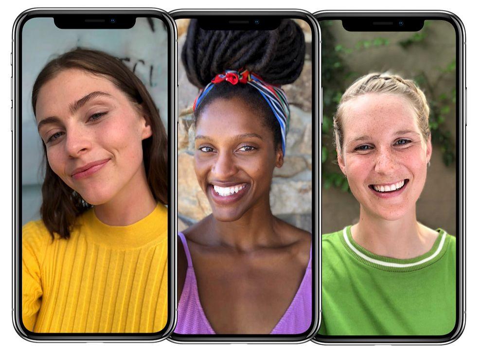 """Nowy patent Apple na """"zdalne grupowe selfie"""" – o co chodzi?"""