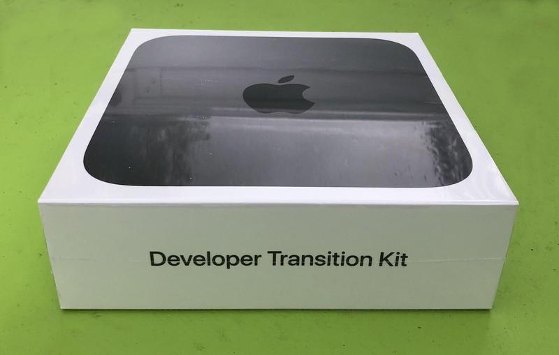 Pierwsi developerzy otrzymali już Mac'a Mini z procesorem od Apple!