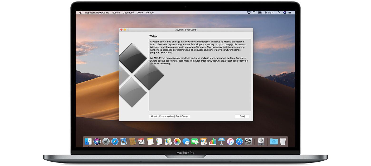 Na Mac'u z procesorem ARM nie zainstalujemy jużWindowsa!