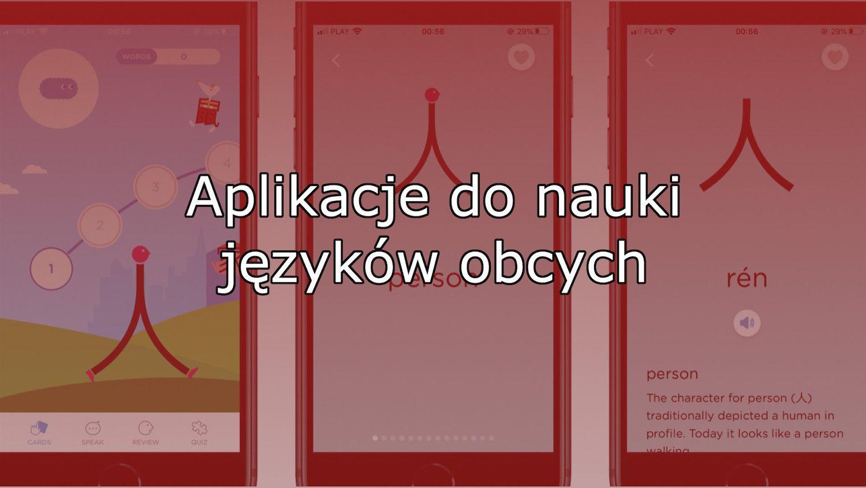 Zestawienie najlepszych aplikacji do nauki języków obcych z App Store!