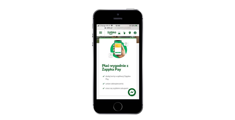 Jak płacić Zappka Pay przy użyciu iPhone'a