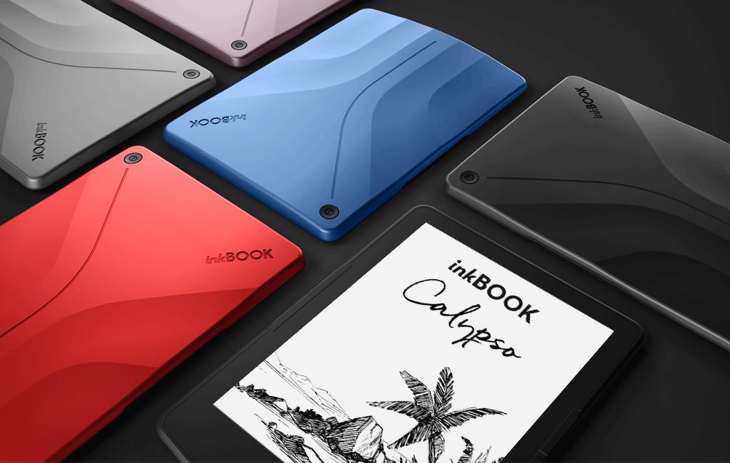 inkBOOK Calypso – debiutuje nowy polski czytnik ebooków