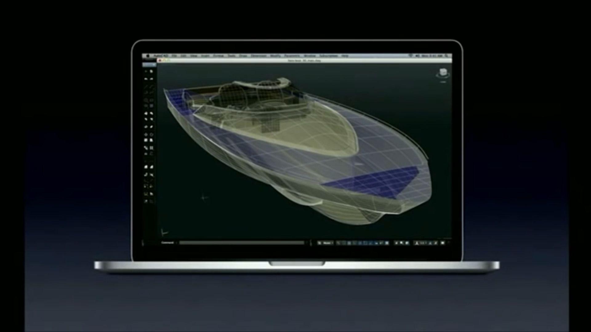 Do listy przestarzałych komputerów trafił pierwszy MacBook Pro z ekranem Retina